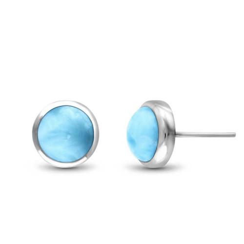 Basic Round Post Earrings