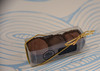 Aggie Chocolate Factory Truffles with Aggie Ice Cream flavored centers.