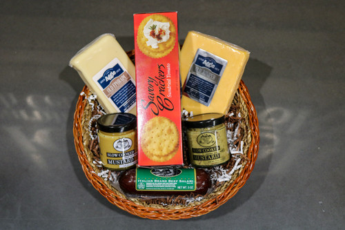 Small Savory Gift Basket