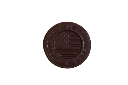 Aggie Chocolate American Medallion