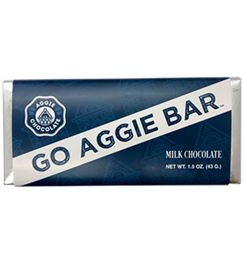 Go Aggie Bar Front