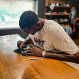 Bobby Portis Autographed 8x10 Collector's Photo