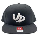 UD Logo 3D Flatbill Snapback Hat