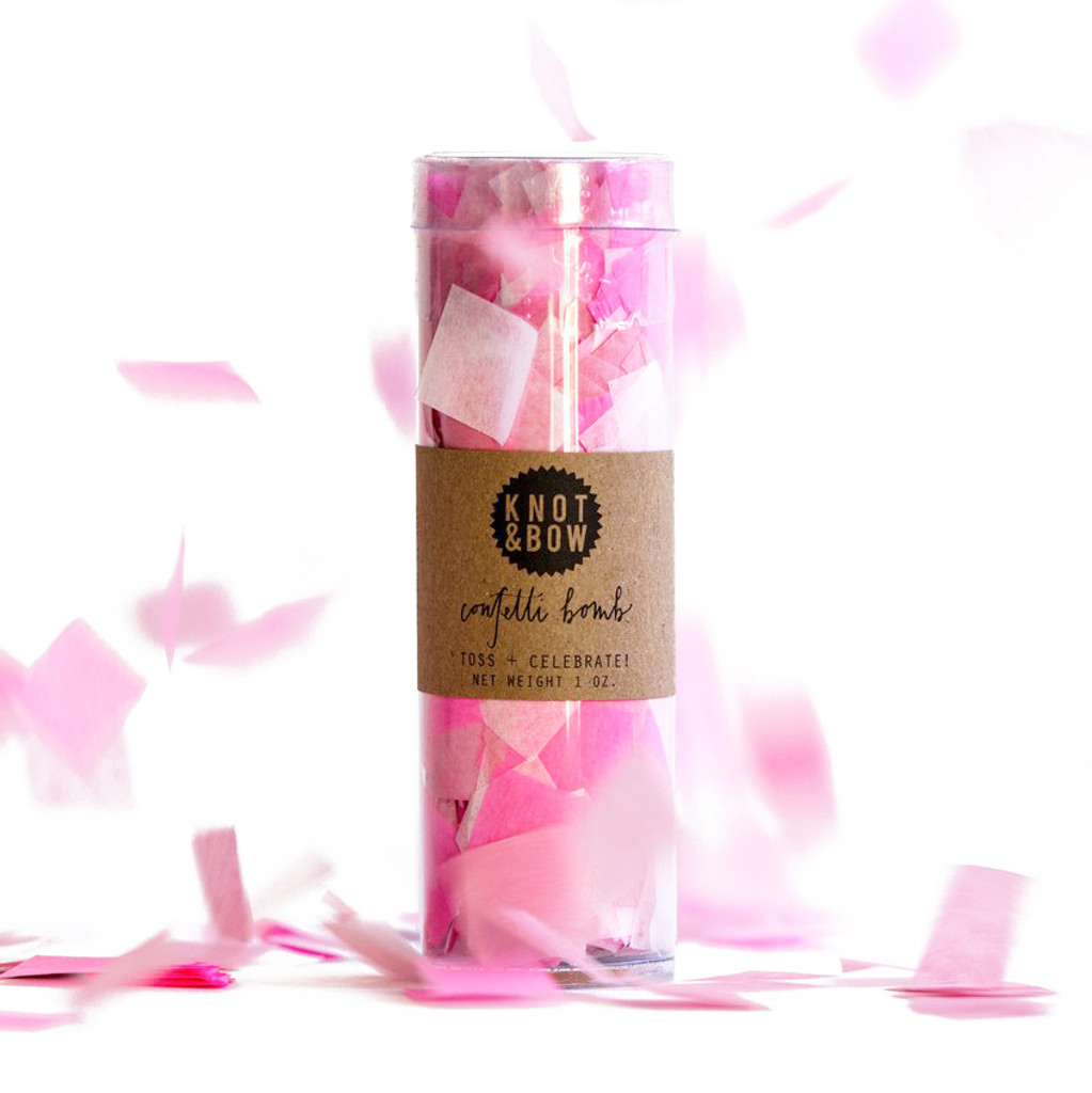 Party Confetti Bomb, Pink