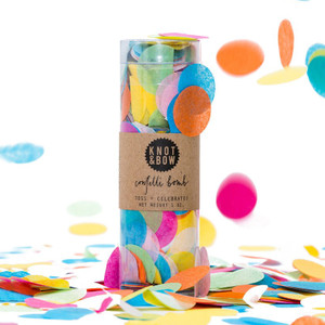 Party Confetti Bomb, Assorted