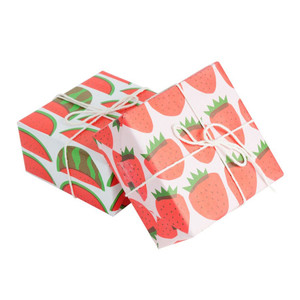 Gift Wrap, Watermelons