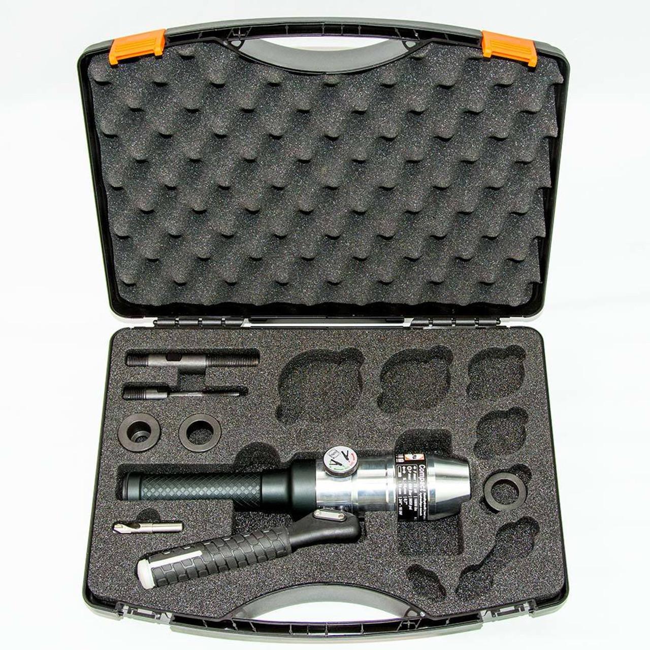 Alfra Compact Manual Straight Punching Tool Kit