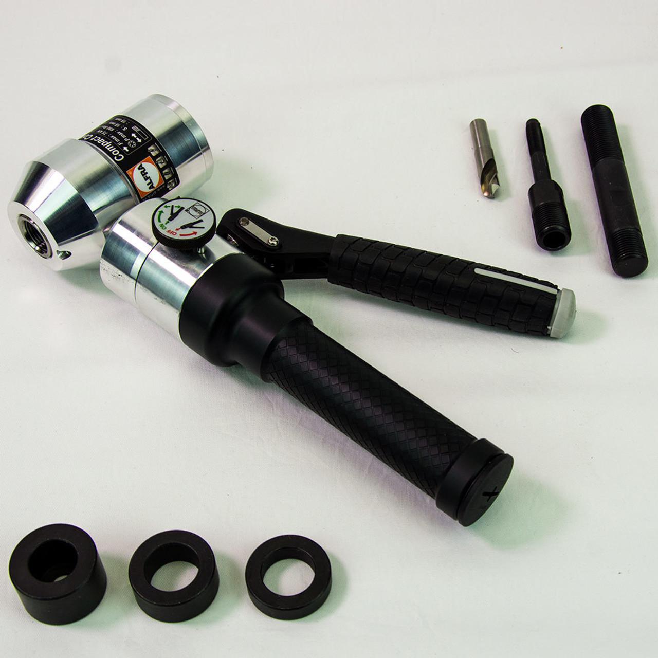 Alfra CompactCombi Manual 90 Degree Punching Tool Kit