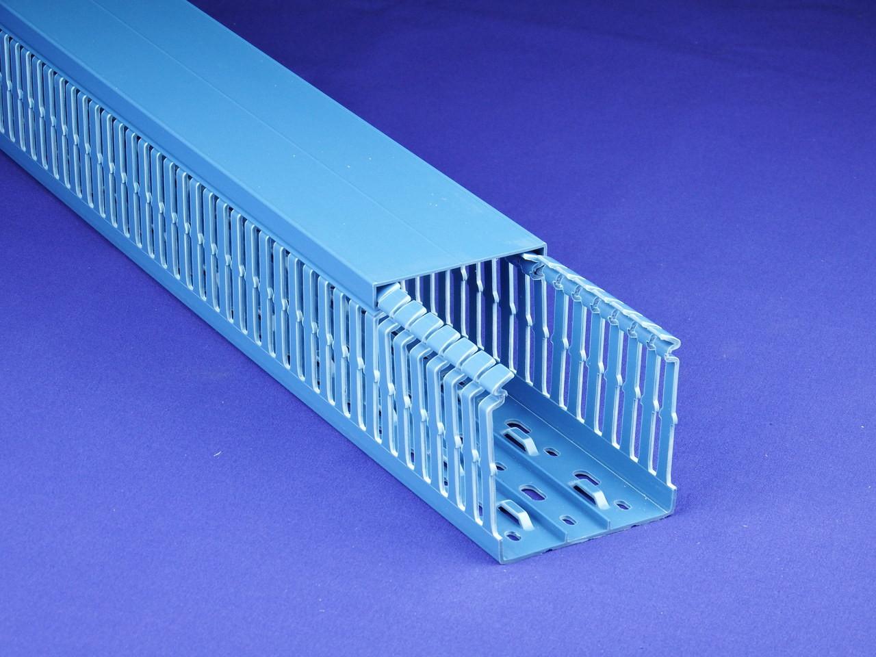 Premium wiring duct - Blue