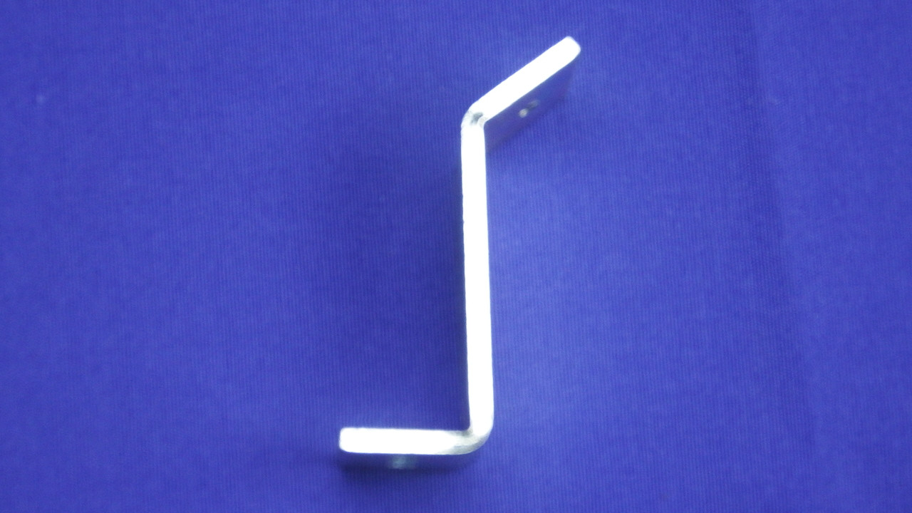 Angled DIN Rail Standoff Brackets