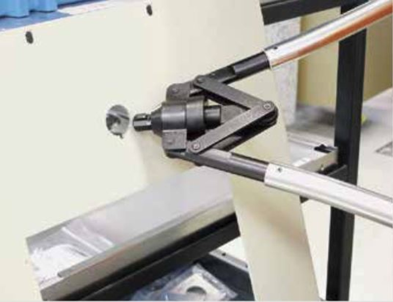 Alfra Hand Actuated Notching Tool