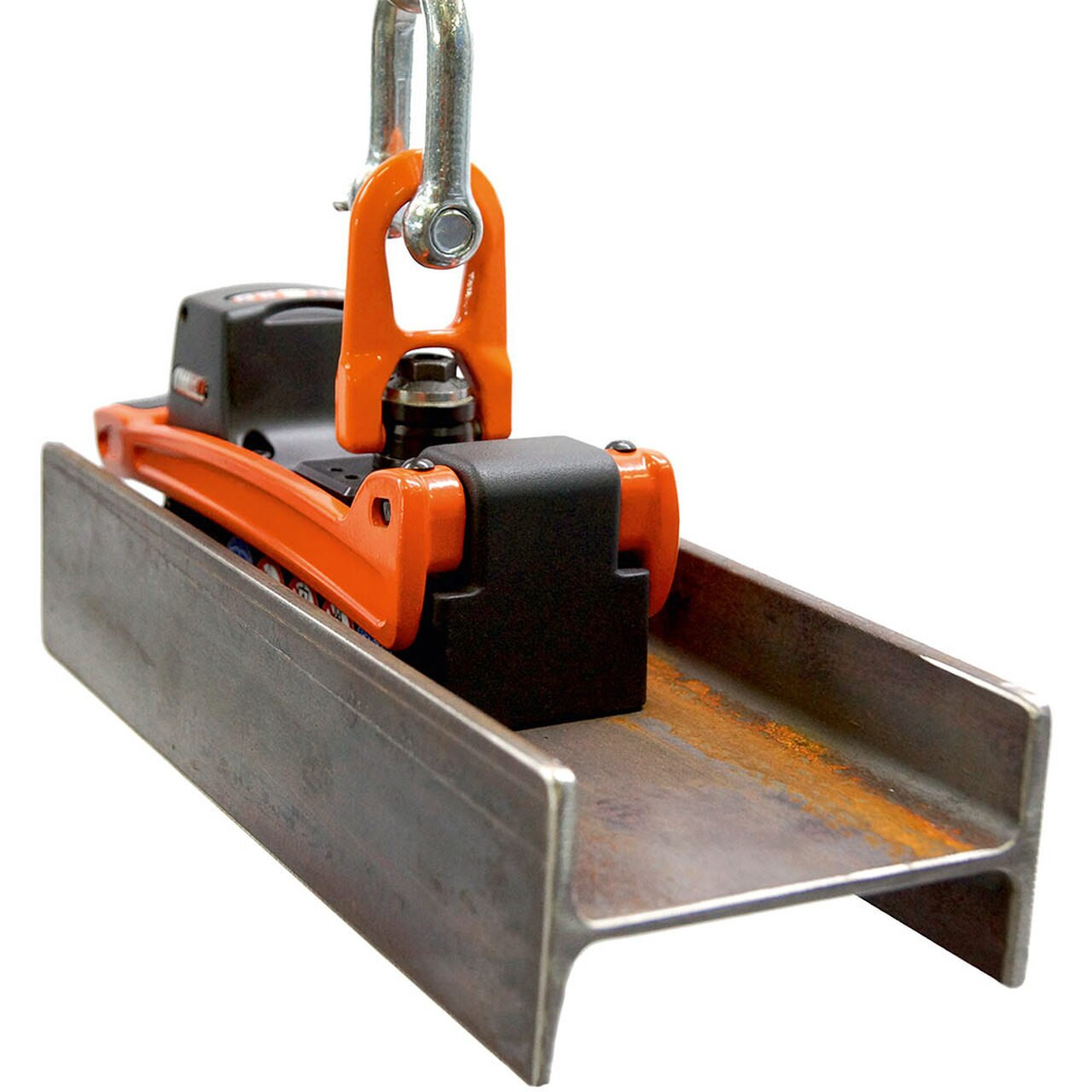 Alfra TML-550 (550 pounds) Lifting Magnet on a beam