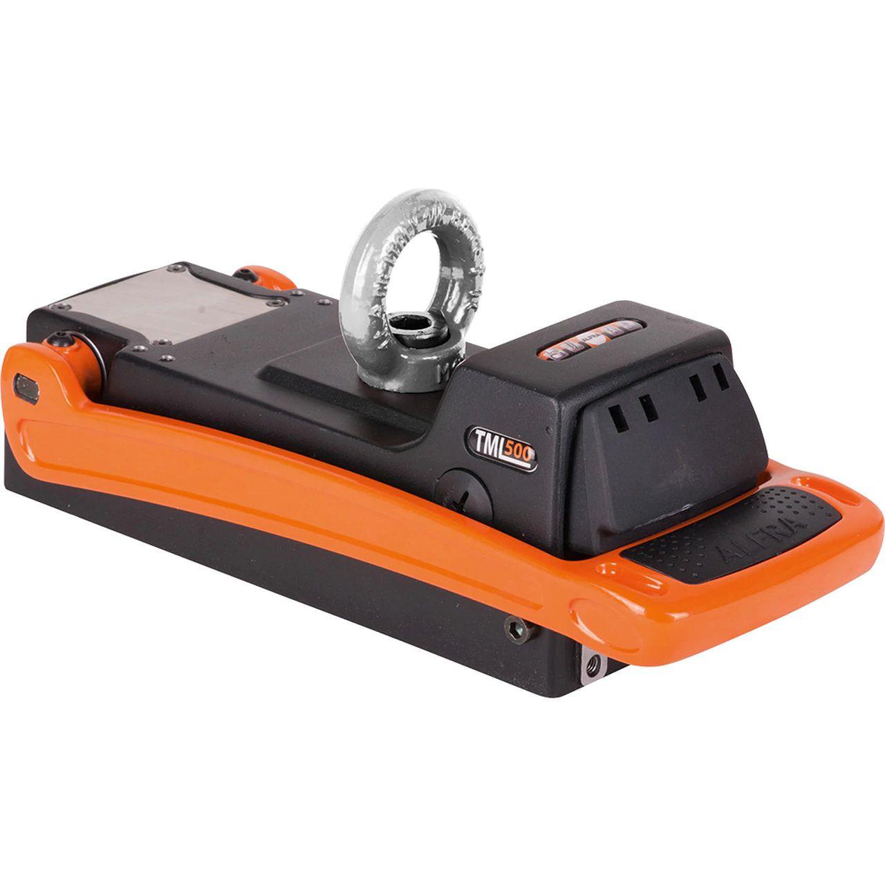 Alfra TML-1100-F (1100 pounds) Fixed Eye Bolt Lifting Magnet