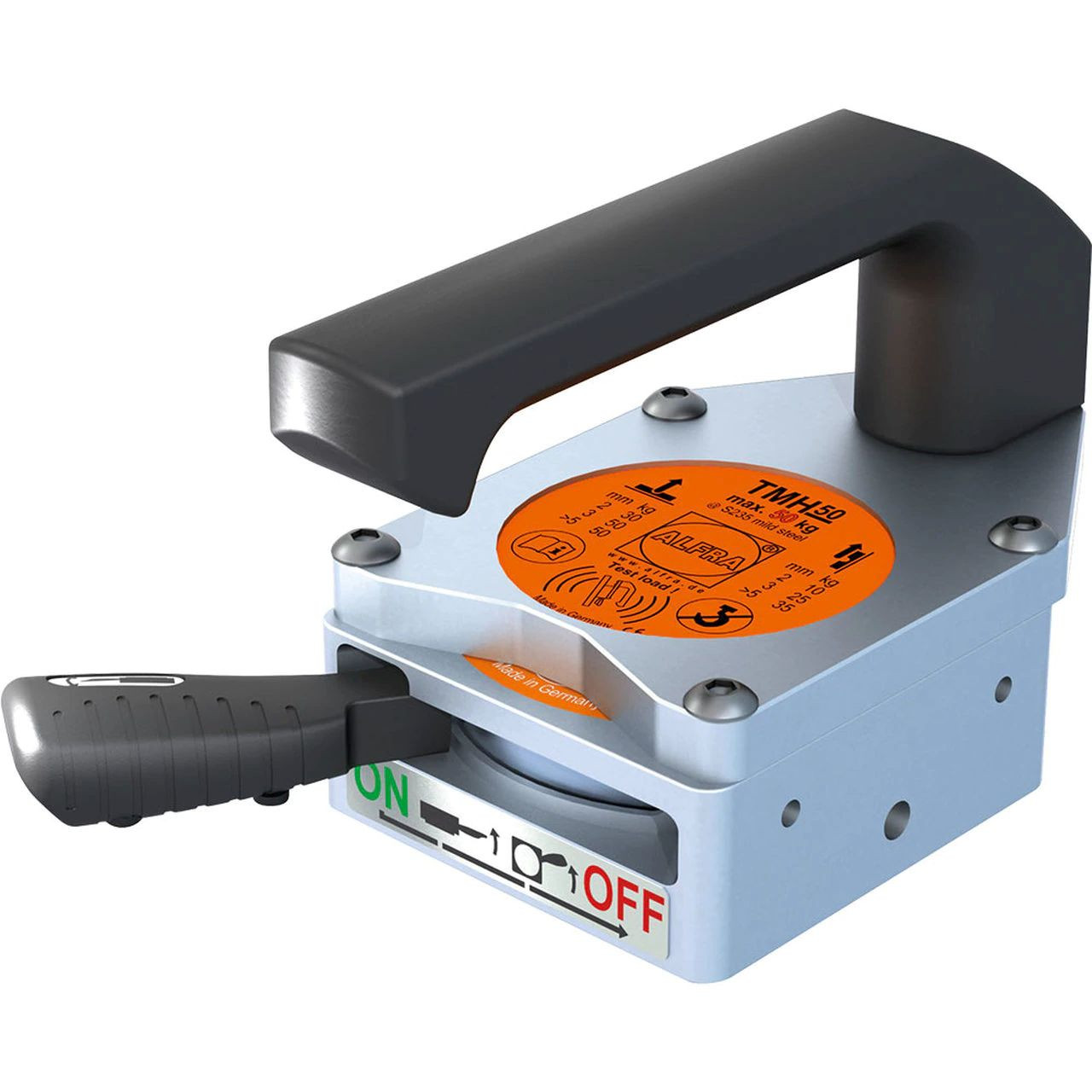 Alfra TMH-66-R Hand Lifting Magnet