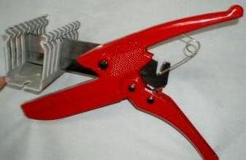 Long Blade Hand Held Wiring Duct Cutter