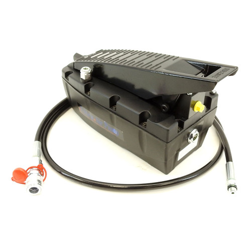 Alfra LHP 700 Air operated hydraulic pump unit with built-in foot switch