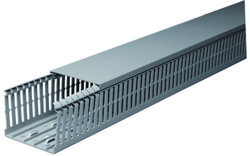 Premium wiring duct - Gray