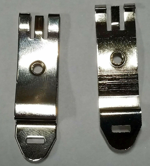 Metal DIN Rail Mounting Clips