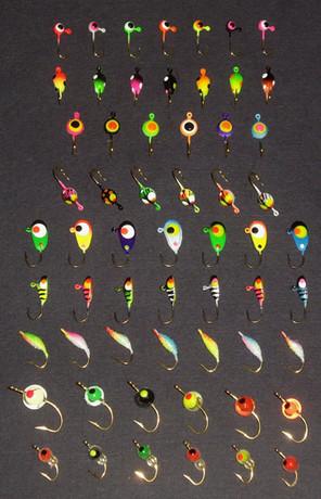 Sunfish Kit - 59pcs. (SAVE $18.71 WHEN YOU BUY THE KIT)