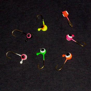1/80oz Round Head Jigs