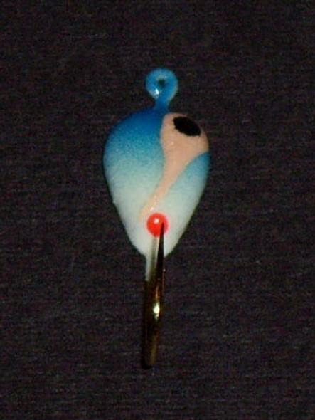 Blue/Pearl Glows BLUE