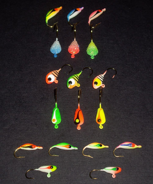 Ultimate Panfish Kit - 18pcs.