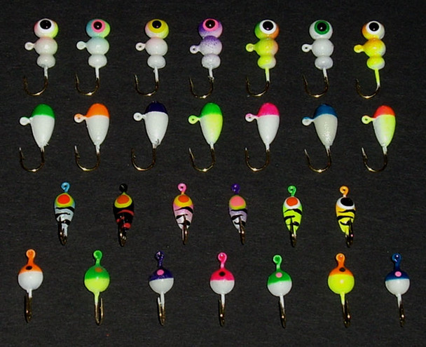 Neon Sunfish Kit - 27pcs. (SAVE $6.95 WHEN YOU BUY THE KIT)