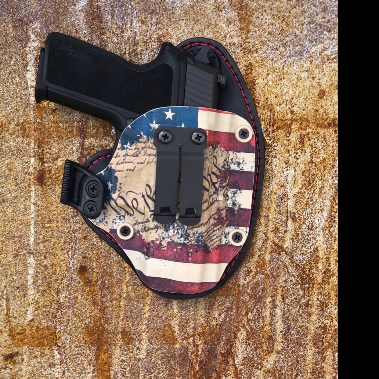 We The People Kydex Holster