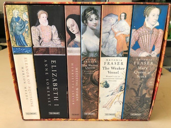 Women in History: 6 Books Box Set by Various Authors