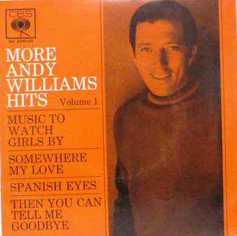 More Andy Williams Hits: Volume 1 - Andy Williams
