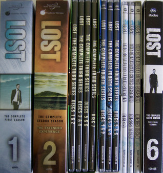 Lost The Complete Season 1-6 Boxed Set
