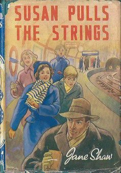 Susan Pulls the Strings - Jane Shaw (Hardcover)