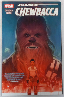 Star Wars: Chewbacca (Softcover) - Gerry Duggan and Phil Noto