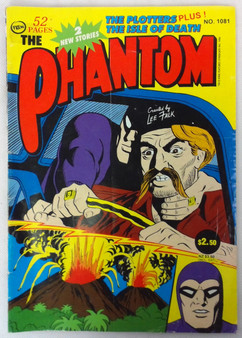 The Phantom: The Plotters (No. 1081) - Norman Worker