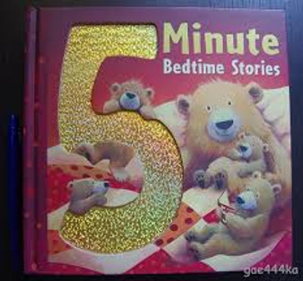 5 Minute Bedtime Stories,  Little Tiger Press