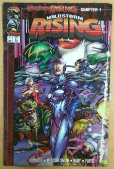 Wildstorm Rising (Chapter 1) - Robinson, Windsor-Smith, Bialy and Floyd