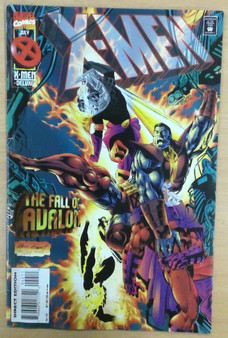 X-Men: The Fall of Avalon (Vol.2, Issue #42) - Nicieza