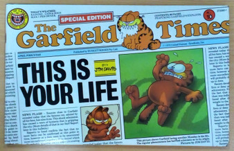 This is Your Life: The Garfield Times special Edition (no.10) - Jim Davies