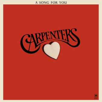 A Song For You - Carpenters