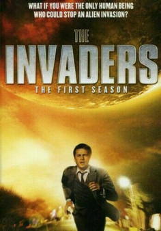The Invaders The Complete Season 1-2 DVD