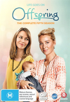 Offspring The Complete Fifth Season DVD
