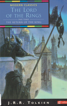 The Lord Of The Rings: The Return Of the King - J.RT.R. Tolkien