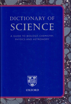 Dictionary Of Science (Hardcover)
