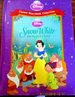 Disney Classic Storybook Collection  Snow White and the Seven Dwarfs