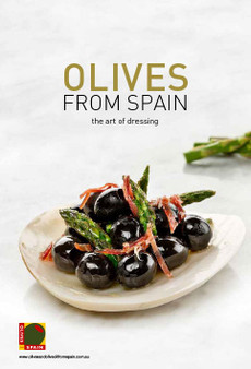Olives From Spain The Art Of Dressing