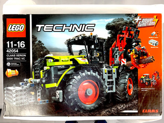 LEGO TECHNIC CLAAS XERION 5000 TRAC VC- 420454