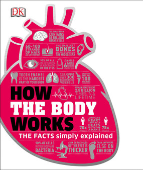 How the Body Works - D.K. Publishing (Hardcover)