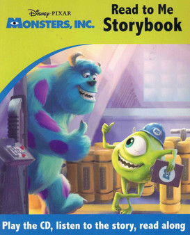 Monsters, Inc: Read To Me Storybook