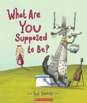 What Are You Supposed To Be?  Paul Beavis