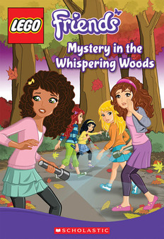 Mystery in the Whispering Woods - Catherine Hapka